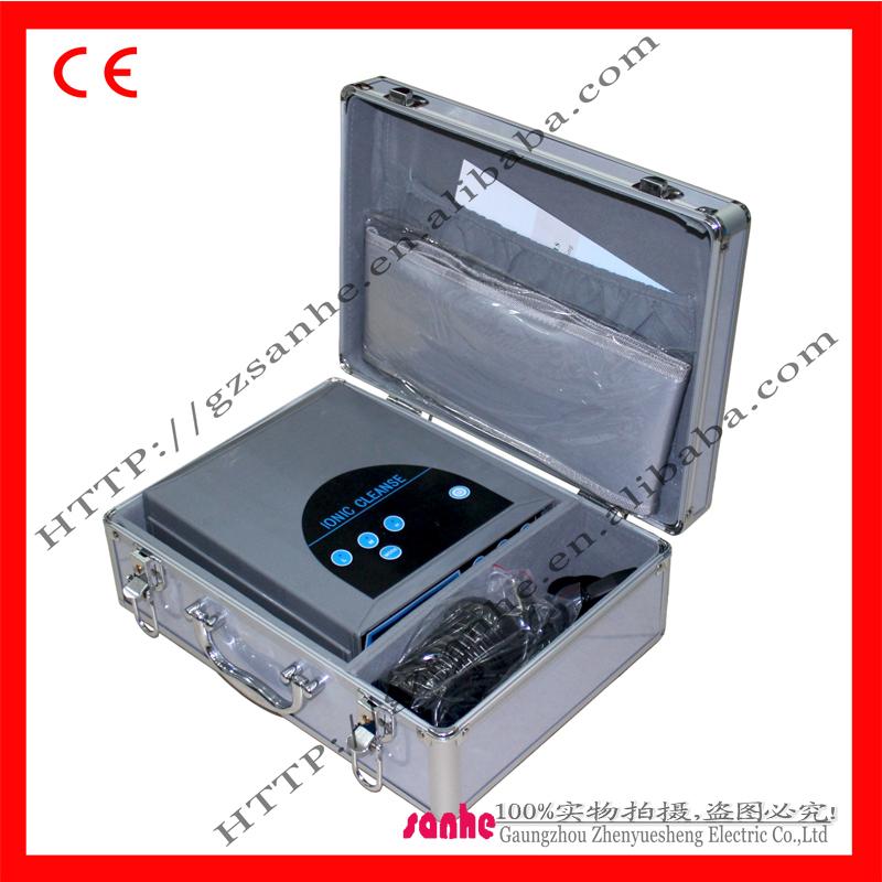 ion spa detox machine