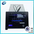Free oem 3d preço máquina de impressão digital pressador, protótipo de plástico 3d máquina de impressão