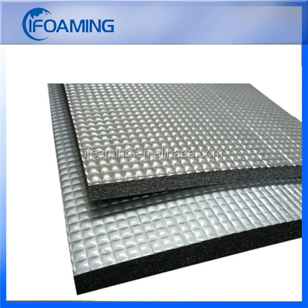 Insulation Foam Foil Sheet Silver Waterproof Roof Membrane