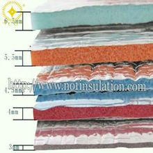 fire retardant xpe foam/pe foam insulation material