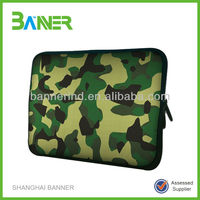 High Quality Portable Cheap Laptop Sleeve with Zipper