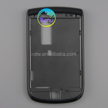 High Quality for blackberry 9800 mobile phone front housing black