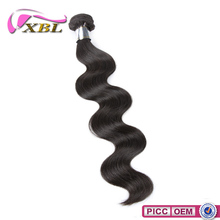 XBL 2015 Excellent Quality 8A Grade Chemical Free 10 inch Indian Remy Hair Extensions