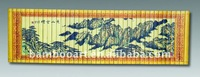 30cm bamboo painting(Yellow mountain scenery)