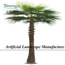 SJY377 2015 new products large/mini artificial palm tree for garden decoration