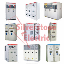 Silverstone Electric Switchgear Series -DFW-12 Cable Distribution Box