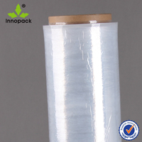 High Quality Waterproof PE Plastic Pallet Stretch Wrap Film For Packing