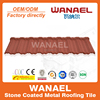 aluminium alloy roof / corrugated sheet metal / better than asphalt shingle /antique metal roof tiles material