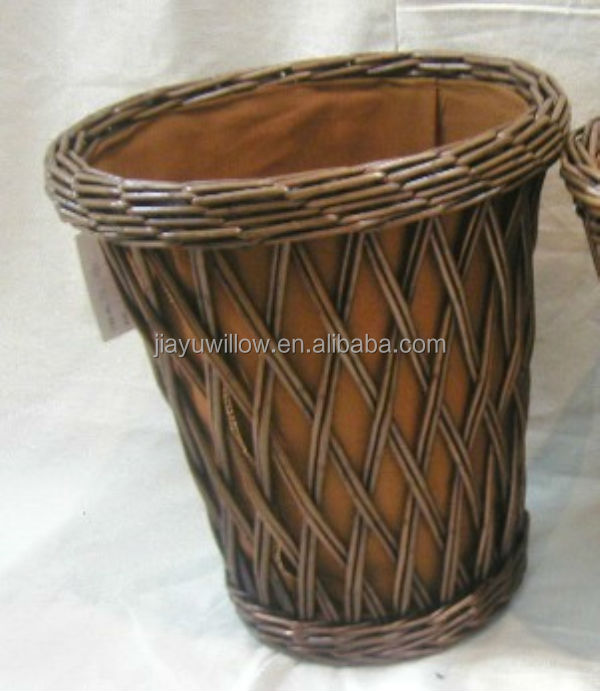 Handmade Basket Companies : Home gt product categories jy trash can tissue box