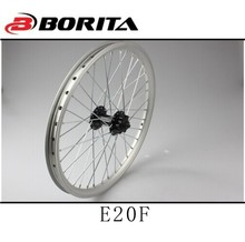 """36H 13G CNC Steel Spoke 20"""" / 24 inch Disc Brake Electric bicycle Front Wheels"""