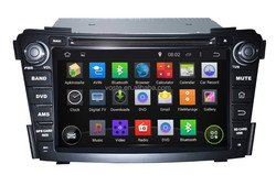 Android 4.4 OS Car dvd player/radio/gps with A9 Quad Core for Hyundai I40 Supports SWC,RDS,OBD,Mirror Link, AUX IN