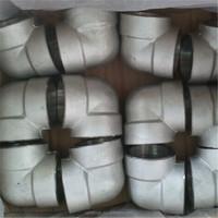 A105 SS 304L 316L 317L 9000lbs ASME B16.11 thread fittings 90degree Elbow Tee Union Cap Coupling Street elbow