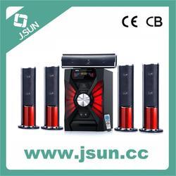 Nice design cheap 5.1 professional bluetooth led speaker