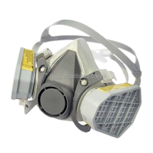 similar to 3M compatible respirator mask for preventing chemical toxic gas ,chemical respirator for paint spray
