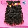 Pure brazilian bouncy curl human hair weaving,dark violet hair weave,human micro braiding hair