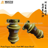 dozer parts yellow PC60-7 track roller for undercarriage