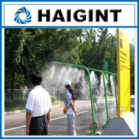 Haigint low pressure deluxe brass misting system price/for sale / supplier/manufacturer
