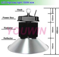 A0230002 Mean Well Driver SAA Approved 150W LED High Bay Light