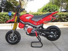 Mini dirt bike 49cc 2 stroke pit cross bike mini moto mini motorcycle, hot!!