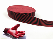 wholesale woven elastic strap for goalkeeper glove