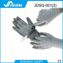 EN388 Nitrile cut resistant safety gloves
