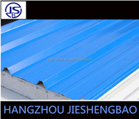 High Quality Anti-corrosion Zinc Coated PPGI Corrugated Steel Roof Sheets