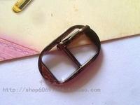 DIY handmade jewelry bags handbag hardware accessories special day word pin buckle the inner diameter of 1.6cm (*10)