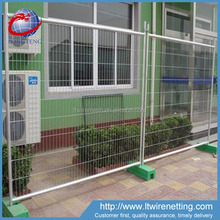 alibaba china temporary metal fence / temporary construction fencing panels