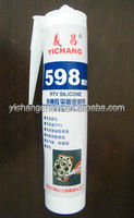 RTV silicone sealants model 598