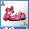 HOBIBEAR 2015 high quality rhinestone brand korean girl dress shoes