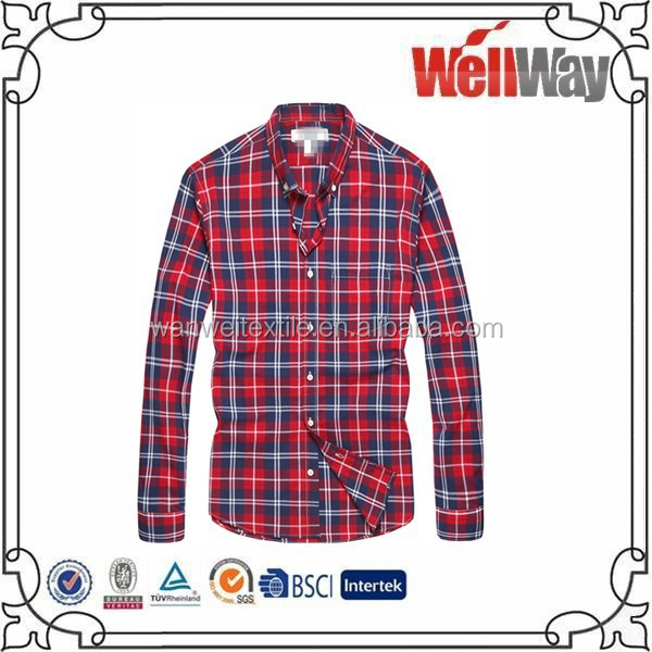 Western Formal Wear For Men Wholesale Flannel Shirts Made
