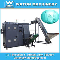 High efficiency and Low production cost plastic balls blow moulding machine
