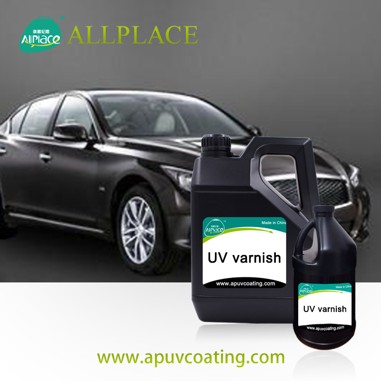 UV Spray Coating Super Shinning Liquid for Car