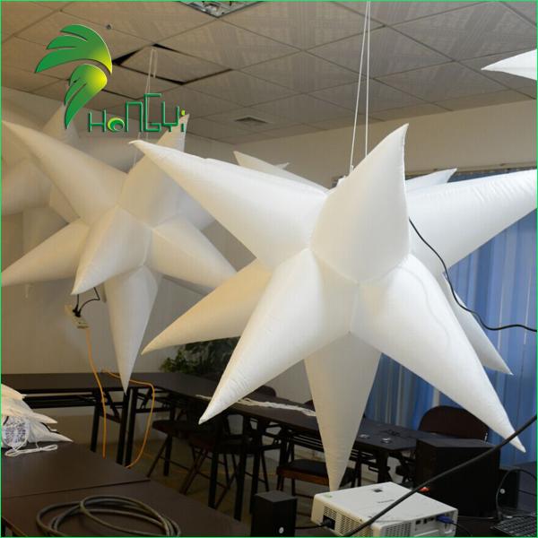 led lighting star shaped balloon (1)