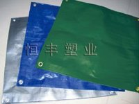 PVC coated fabric. High quality Tarpaulin