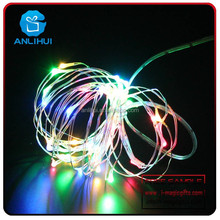 Twinkling Timer battery operated outdoor string lights black light string