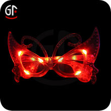Animal Shaped Beautiful Led Sparkling Glasses Wiht CE,ROSH Approval