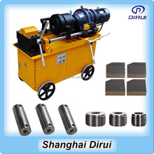 Hydraulic pipe bending machine thread rolling heads cutting tools suppliers DBG-50