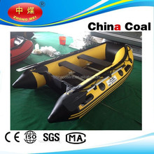 high speed inflatable kayak/ high speed boat /fishing kayak