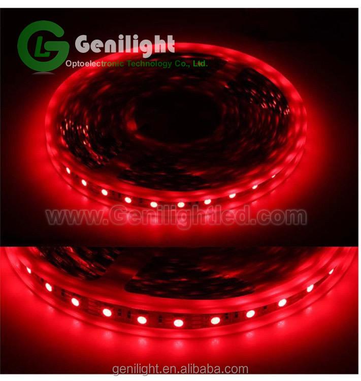 China Factory Magic rgb led strip SMD5050/3528 waterproof