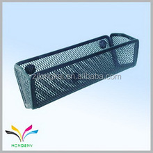 China factory free sample metal mesh pencil and pen holder