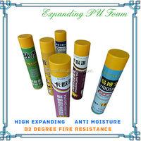 High quality 750 ml PU Filler Compound,Professional PU Foam Sealant Manufacturer