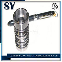 OEM drawing quote competitive precision cnc machining parts