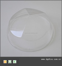 Custom blowing moulding plastic polycarbonate sphere