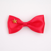 Professional Factory directly wholesale new arrival hot America flag violin bow horse hair