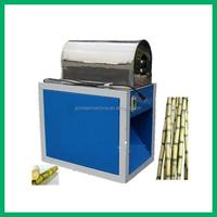 2015 best price fruit juicer machine/ sugarcane peeling machine