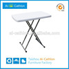 Lightweight computer desk folding portable table and chair