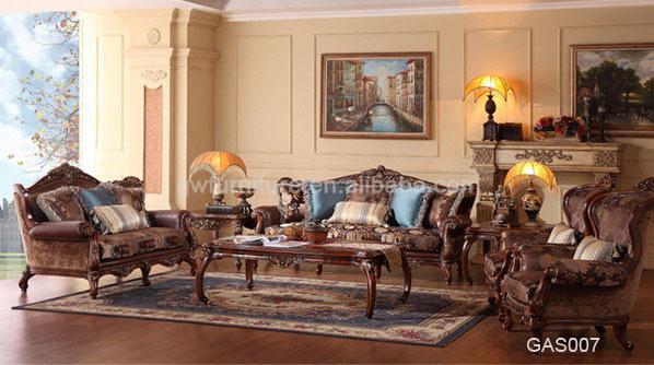 Wholesale Turkish Furniture Living Room Gas007