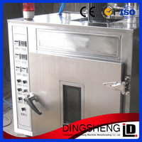 CE Commercial automatic fish smoke machine for smoked fish,meat,chicken,duck,sausage food plant