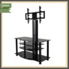 pretty tv stand living room furniture glass cabinet RA045